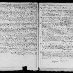 Метрики об умерших Слуцкой Николаевской православной церкви (1801)